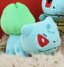 "Pokémon Bulbasaur Plush Stuffed Animal Toy 5"" US Seller"
