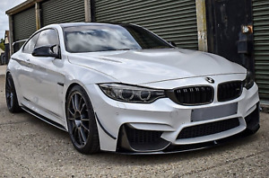 BMW 4 Series M3/M4 (F32/F33/F36/F80/F82/F83) M Style Carbon Fibre Front Grilles