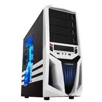 10-Core Gaming Computer Desktop PC Tower SSD Quad 8GB R7 Graphic CUSTOM BUILT