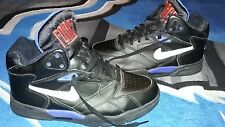 New Mens 12 VINTAGE 1991 NIKE FORCE CONTINGENT SHOES BARKLEY 90s supreme hip hop