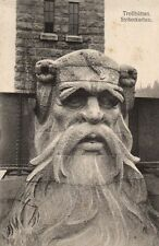 15749/ Foto AK, Trollhättan, Strömkarlen, ca. 1910