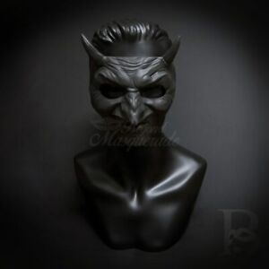 Goblin Devil Horns Masquerade Mask M31206