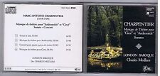 CHARPENTIER CD MUSIQUE DE THEATRE POUR ANDROMEDE ET CIRCE/ CHARLES MEDLAM
