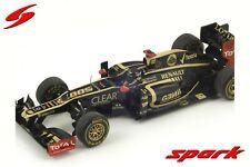 Spark F1 Lotus Renault E20 #9 Kimi Raikkonen 1/43 Monaco GP 2012