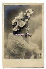 b5512 - Stage Actress - Millie Legarde in a Flower Bonnet, No.377.E - postcard
