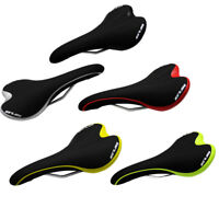 Microfiber Leather Bike Saddle Fizik MTB Road Comfortable Bicycle Seat GUB 3083