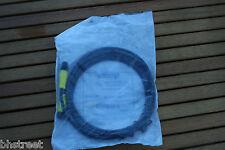 Nuevo Sellado De Fábrica Brad HARRISON Micro-cambiar conector 2M Cable RG1709-020,