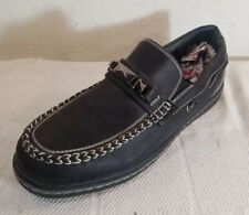 Men's Evergreen Loafer Black Shoes, Size 12 B1083