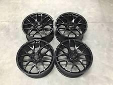 """19"""" Fox MS007 DEEP CONCAVE (CSL) Wheels - Matt Black - BMW E90 E92 F10 F11"""