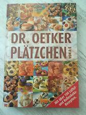 Buch Dr. Oetker Plätzchen von A - Z Backbuch
