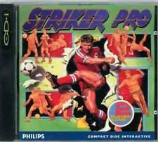 Striker Pro gioco CDI Philips CDi game CD-I Magnavox