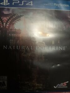 Natural Doctrine (Sony PlayStation 4, 2014)