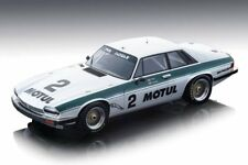 JAGUAR XJS XJ-S v12 BRNO CZ 1983 #2 Walkinshaw Nichol cet Motul Tecnomodel 1:18
