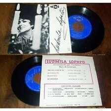 LUDMILA LOPATO - Nuits Moscovites Rare French EP Tivoli Russian Gypsy NM