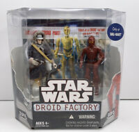 NEW | Star Wars Droid Factory Han Solo And R-3PO 3 Of 6 Walmart Exclusive