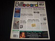1994 JANUARY 29 BILLBOARD MAGAZINE - GREAT MUSIC ISSUE & VERY NICE ADS - O 7248