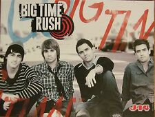 Big Time Rush, Greyson Chance, Double Full Page Pinup