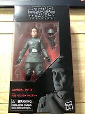 Star Wars The Black Series Admiral Piett 6-Inch Action Figure - Exclusive