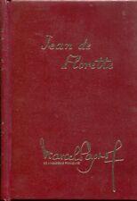 Jean DE FLORETTE de MARCEL PAGNOL illustré par BALLIVET 1971 avec AUTOGRAPHE