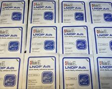 LOT/12 SEALED MASIMO SET LNOP-Adt ADULT SPO2 ADHESIVE SENSORS         kp