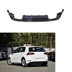 für VW Golf 7.5 MK 7.5 /GTI /R 18-19 Heckdiffusor Tuning Diffusor Carbon Look