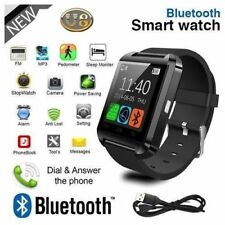 Bluetooth Touch Screen Smart Wrist Watch Phone Mate for Smartphone Apple