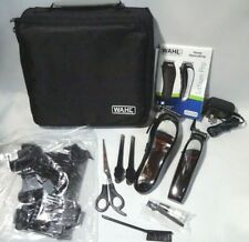 Wahl Clipper Lithium Ion Cordless Combo Haircutting Kit 796000-2101 (SR346)