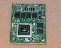 DELL  NVIDIA GeForce GTX770M GTX 770MGPU 3GB GDDR5 MXM 3.0 Graphics Card