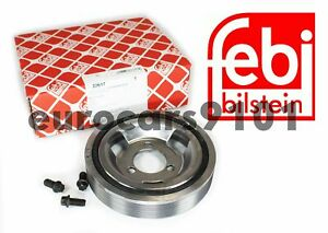 New! Mini Cooper Febi Bilstein Engine Crankshaft Pulley 33617 11237638551