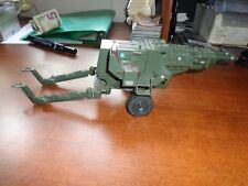 1982 Hasbro GI Joe HAL Heavy Artillery Laser Almost Complete