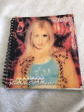 Christina Aguilera 2000-2001 Student Planner