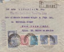 1940, Brazil to New York, Northern Pan-American Lines, See Remark (1005)