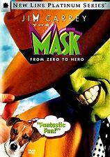 NEW DVD // THE MASK // Jim Carrey, Cameron Diaz,