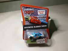 NEW DISNEY PIXAR CARS SYNTHETIC RUBBER TIRES! BUMPER SAVE NO. 90 DIECAST VEHICLE