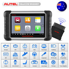 AUTEL MaxiCom MK808BT Wireless Bluetooth ALL Systems Diagnostic Scan Tools ABS