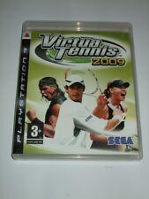 "Virtua Tennis 2009 Playstation 3 PS3   ""FREE UK P&P"""