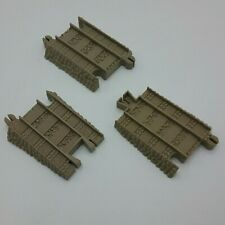 Thomas TRACKMASTER 3 pcs 2 Inch Straight Train  Plarail Adapters Clean A12SET
