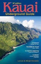 Kauai Underground Guide: 19th Edition  And Free Hawaiian Music CD