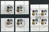 Bund 2881 Eckrand oder Viererblock gestempelt Vollstempel Berlin ESST BRD 2011