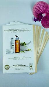 Eminence Calm Skin Chamomile Cleanser 6 Samples Brand New