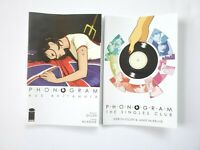 Phonogram TPB Vol 1 2 Image Comic 2013 Gillen McKelvie Singes Club Rue Britannia
