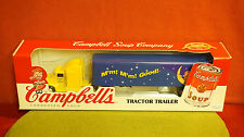 Ertl diecast 1:64 Scale Truck Campbell's Soup Company