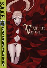 Dance in the Vampire Bund: Complete Series - S.A.V.E. (DVD, 2015, 2-Disc Set)