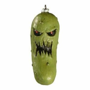 Horrornaments Christmas Pickle Ornament