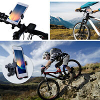 Li256 Rotating Bicycle Bike Mount Handle Bar Holder Stand For Mobile Phone Apple