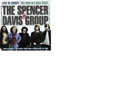 THE SPENCER DAVIS GROUP: Live in Europe '73 - Living in