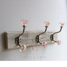 Puerta De Hierro Fundido despensa Vintage De Madera Cartel Colgante de Pared Rack de almacenamiento Ganchos De Abrigo