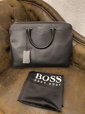 Hugo Boss Signature Tasche, Business, Aktentasche, schwarz, NEU