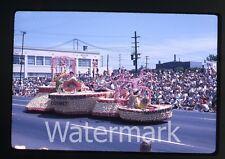 1963 kodachrome Photo slide Rose Festival Parade  Portland OR #16