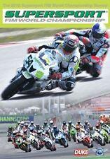 FIM Supersport World Championship - review 2010 (New DVD) Motorcycle Bike Sport